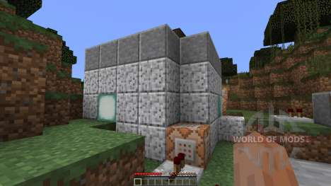 The Quest for The Sponge for Minecraft