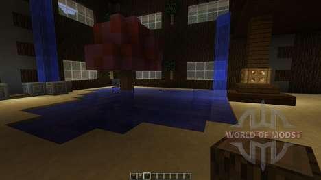 Island Bayou Mansion for Minecraft