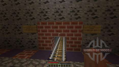 Alien A Crafters Isolation for Minecraft