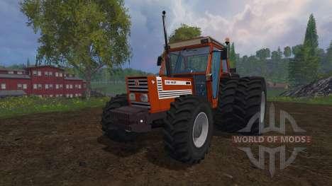Fiat 110-90 for Farming Simulator 2015