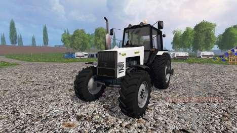 MTZ-V v2.0 [edit] for Farming Simulator 2015