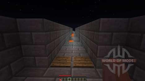 Dungeon speed run for Minecraft