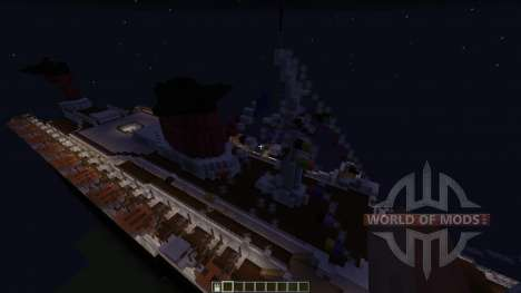 SS France for Minecraft