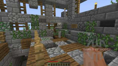 Allootria Survival Adventure Map [1.8][1.8.8] for Minecraft