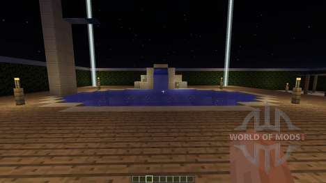 Club Party House for Minecraft