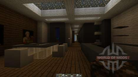 LEVELS An Underground Home for Minecraft