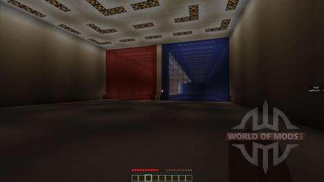 Red vs Blue Obstacle Course 3 for Minecraft