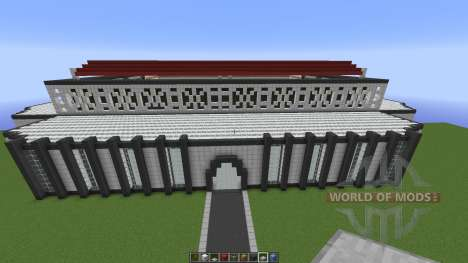 World Cup Soccer Arena for Minecraft