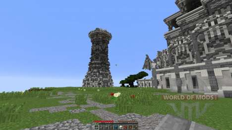 Temple of Dom for Minecraft