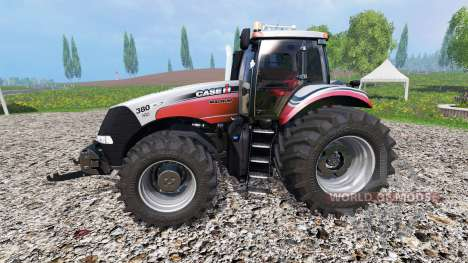 Case IH Magnum CVX 380 v3.0 for Farming Simulator 2015