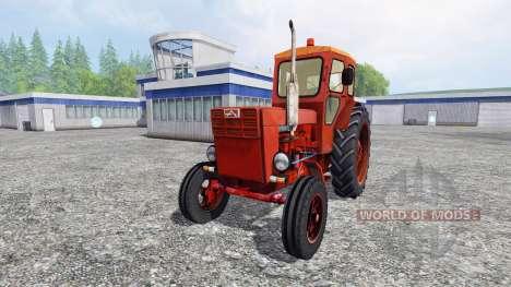 LTZ-40 v2.0 for Farming Simulator 2015
