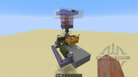 Huhner-Trichter for Minecraft