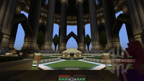 Olympus Temple for Minecraft