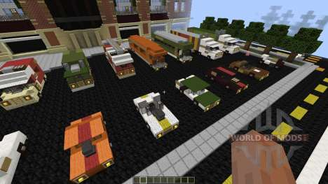Hobo Joes Cars and stuff [1.8][1.8.8] for Minecraft