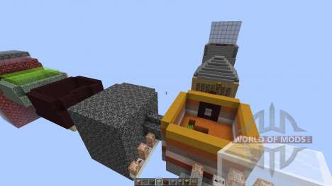 Not About Surviving Puzzle [1.8][1.8.8] for Minecraft