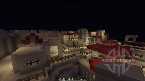 Desert city [1.8][1.8.8] for Minecraft