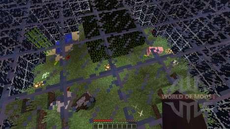 Mini Jar Survival [1.8][1.8.8] for Minecraft