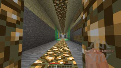 ESPM: the extremely small and pointless map for Minecraft