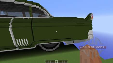 1954 Cadillac Fleetwood [1.8][1.8.8] for Minecraft