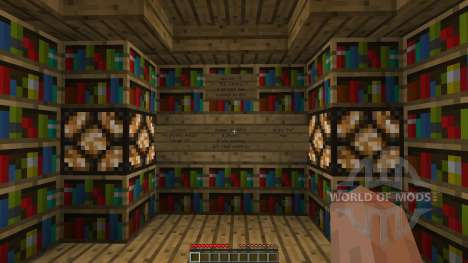 The Library for Minecraft