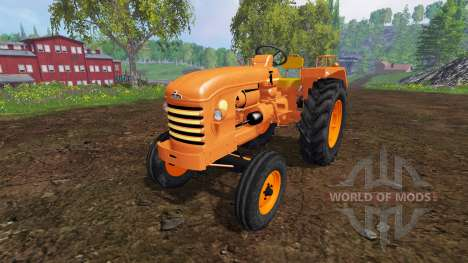Renault D22 v1.1 for Farming Simulator 2015