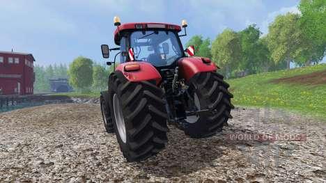 Case IH Puma CVX 215 v2.0 for Farming Simulator 2015