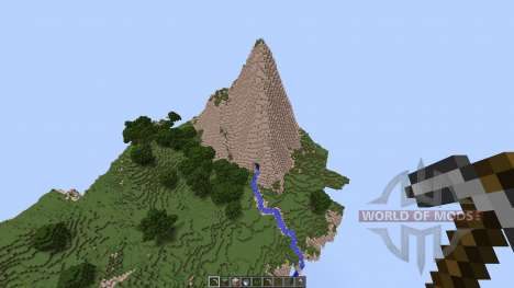 Island of the sky for Minecraft