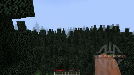 The T Island [1.8][1.8.8] for Minecraft