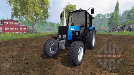 MTZ-892 v1.3 for Farming Simulator 2015
