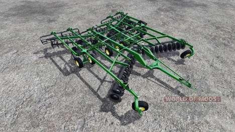 John Deere 2720 v3.0 for Farming Simulator 2015