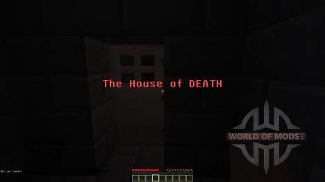 The House of Death for Minecraft