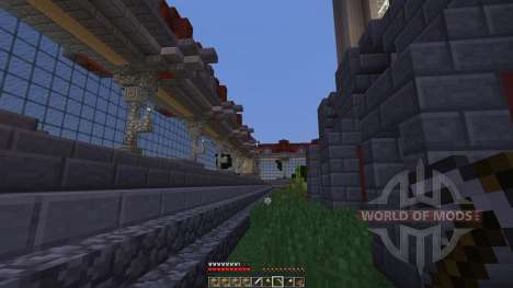 Faction Spawn for Minecraft