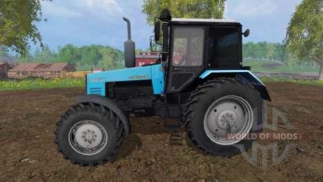 MTZ-W.2 Belarusian v2.0 for Farming Simulator 2015