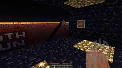 Minecraft Death Run for Minecraft