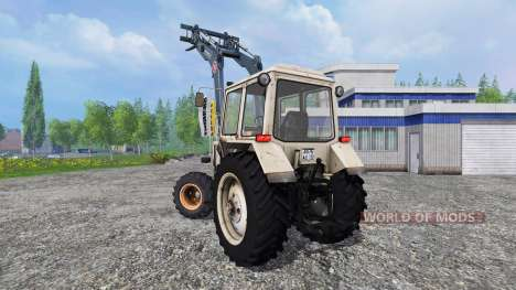 MTZ-80 v2.0 for Farming Simulator 2015