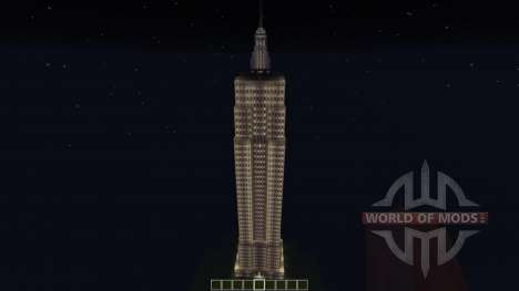 Empire State Building for Minecraft