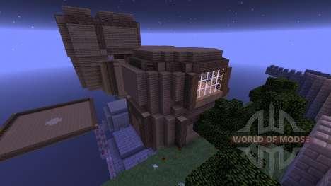 Deathmatch Arena for Minecraft