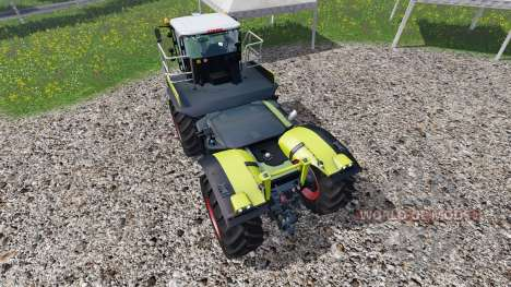 CLAAS Xerion 4000 v0.8 for Farming Simulator 2015