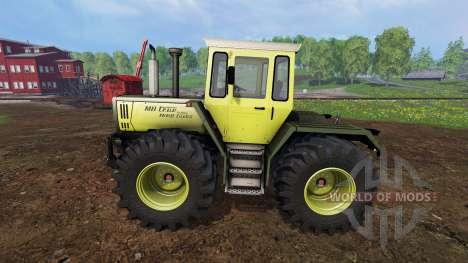 Mercedes-Benz Trac 1600 for Farming Simulator 2015