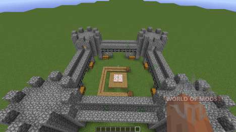 Castle for Minecraft