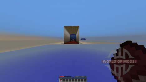 INFINI-RUNNER Addictive Fast-Paced for Minecraft