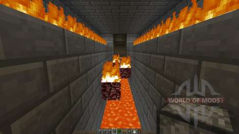 In search of the eye of Ender for Minecraft