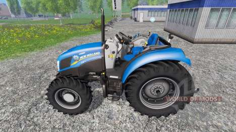 New Holland T4.75 garden edition for Farming Simulator 2015