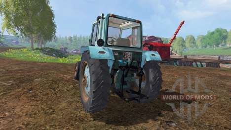 MTZ-80L for Farming Simulator 2015