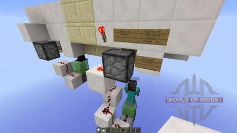 SUPER Mini Armor Stand for Minecraft