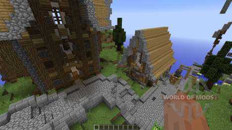 Survival Games ByteCube for Minecraft