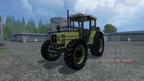 Hurlimann H5116 for Farming Simulator 2015