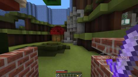Lives A Simple and Fun PvP for Minecraft