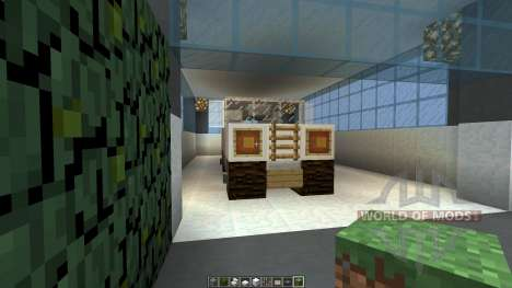 A Large Modern House [1.8][1.8.8] for Minecraft