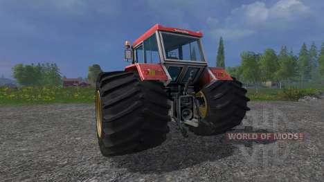 Schluter Super 1500 TVL v2.1 for Farming Simulator 2015